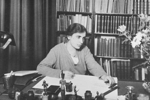 Anna Freud.
