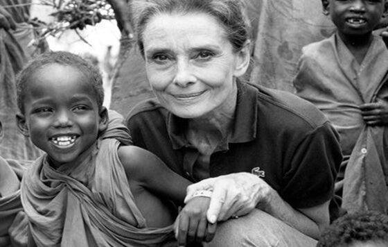 Audrey Hepburn's humanitarian work