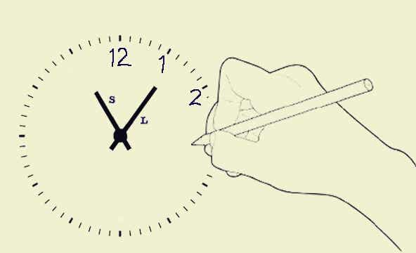 The Clock Test And How It Can Help Catch Alzheimer's Early