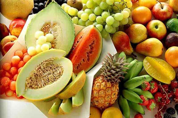 fruits rich in vitamins