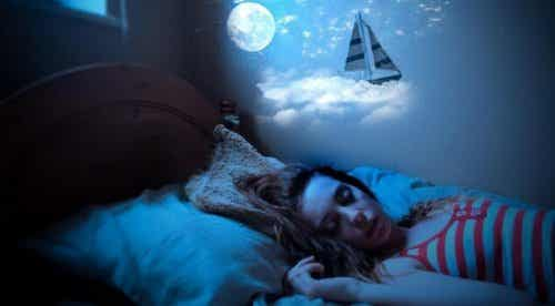 Somniloquy: Talking in Your Sleep