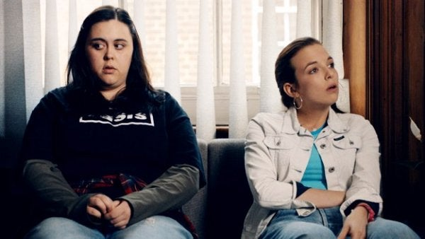 TV shows with psychological themes: My Mad Fat Diary