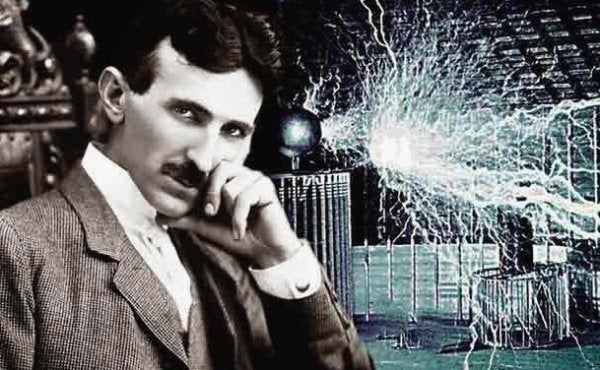 Nikola Tesla, the Solitary Genius of Light
