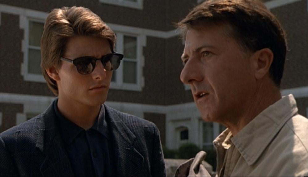 Rain Man: the film
