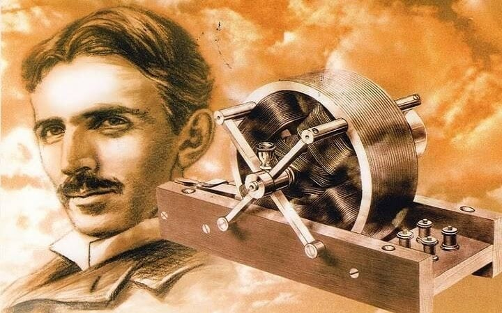 Nikola Tesla and his inventions.