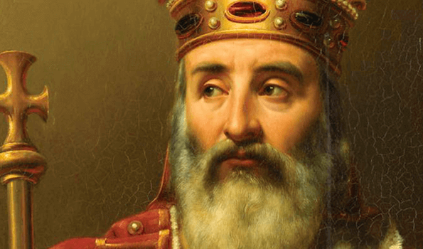 The Legend of Charlemagne, a story of love