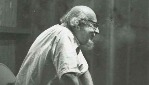 Fritz Perls, an interesting Figure in the History of Psychology
