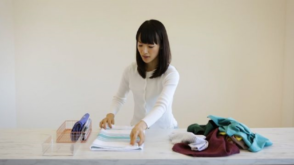 Marie Kondo's Method for Organizing your Life: Organize your Home
