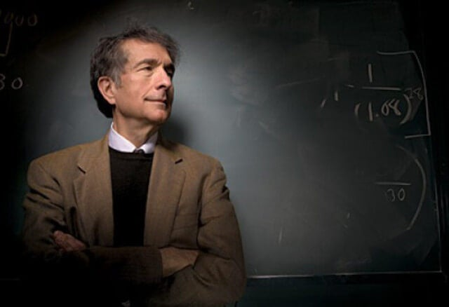 Portrait of Howard Gardner.