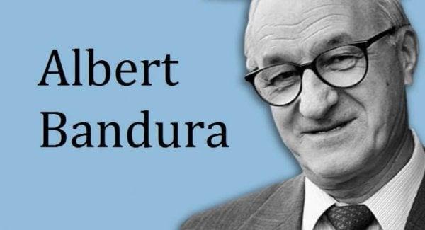 Albert Bandura and social learning