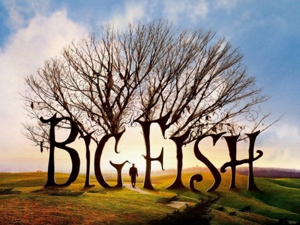 Image result for big fish movie