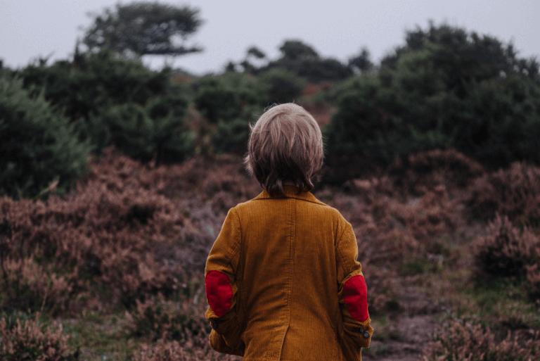 Det finns många tecken på att ett barn lider av depresssion