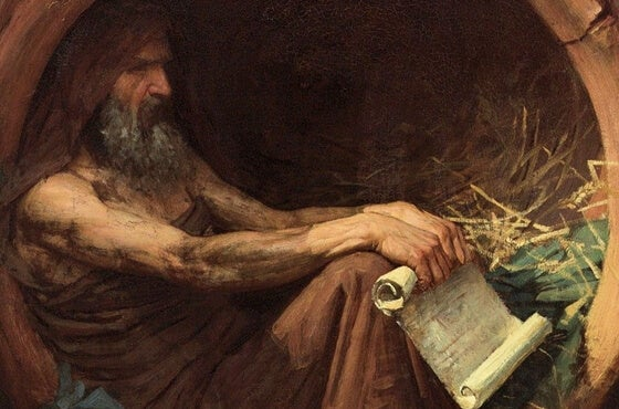 Diogenes and Cynicism