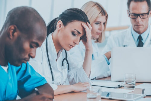 Burnout Syndrome in Healthcare Professionals