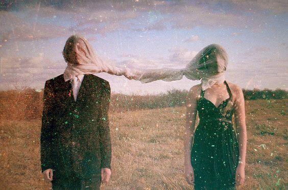 a blind relationship