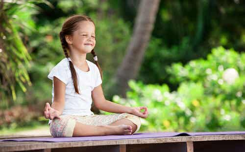 Childhood Meditation - Cultivating Our Internal Garden From An Early Age