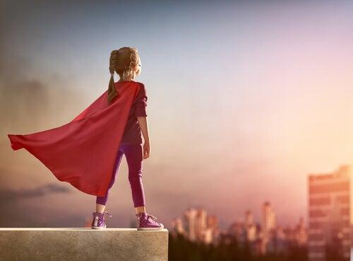 She Will Always Be My Superhero