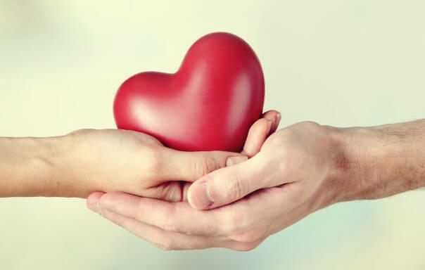 Givers and Takers in Relationships