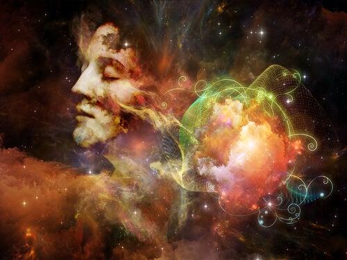 mies ja avaruus