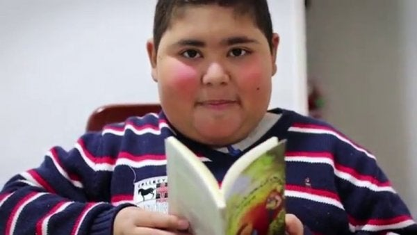 The Boy Who Showed Us That Reading Is Medicine