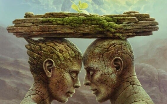 Mirror Theory and the Wounds that Make and Break Relationships