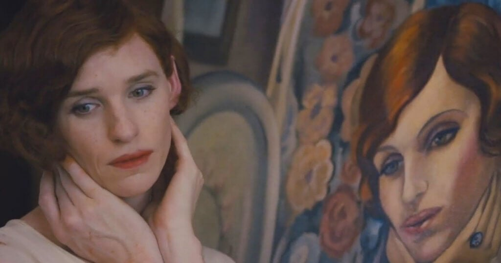 Lili uit The Danish Girl