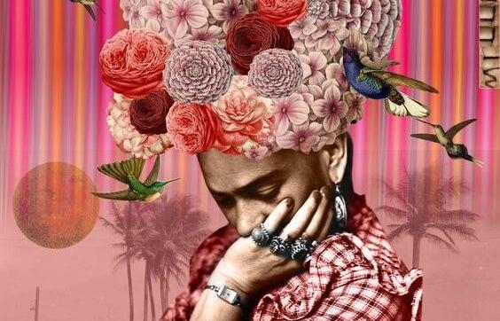 flower-hummingbird-hat
