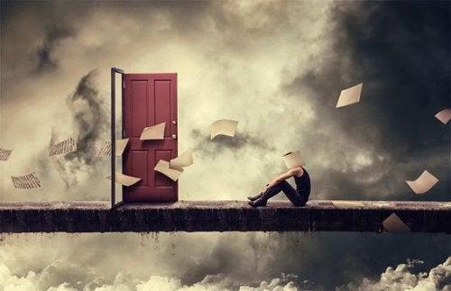 An open door of opportunity.