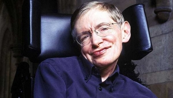 Stephen Hawking's Beautiful Message Against Depression