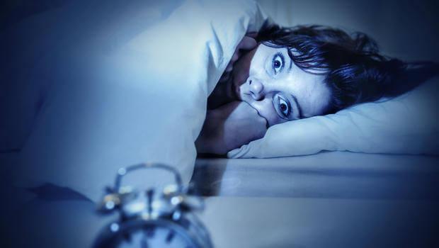 Sleep paralysis and sleep terror.