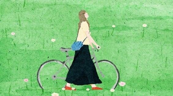 소녀와 자전거