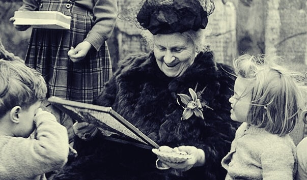 The 10 Best Quotes by María Montessori