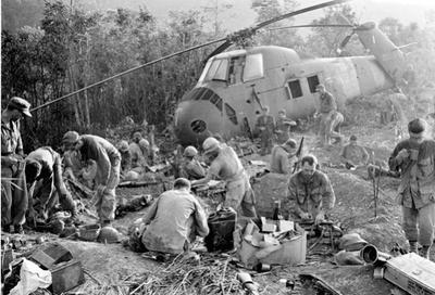 탈출구가 보이지 않을 때 마약은 가장 막심한 피해를 준다 베트남 전쟁