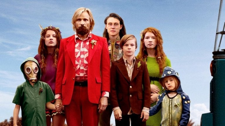 Captain Fantastic: Food for Thought