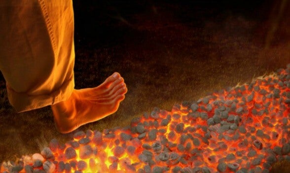Firewalking: A New But Dangerous Motivational Technique