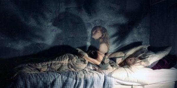 Sleep Paralysis: A Terrifying Experience
