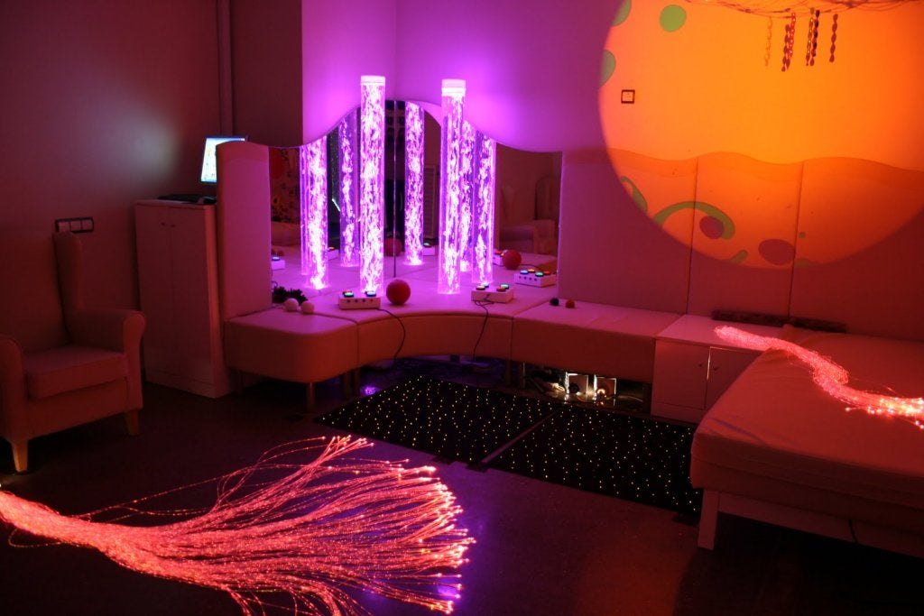 Have You Heard of Snoezelen Multi-Sensory Stimulation Rooms?