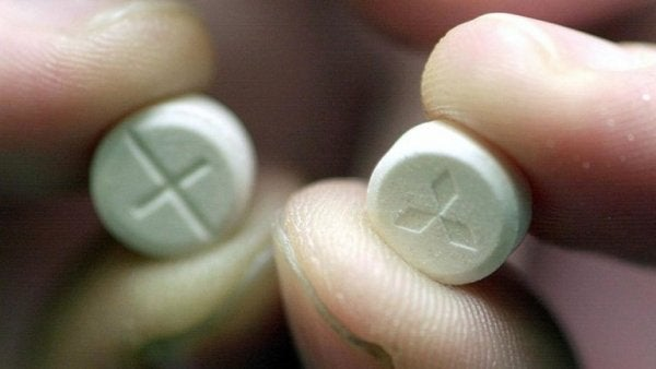 Two ecstasy pills