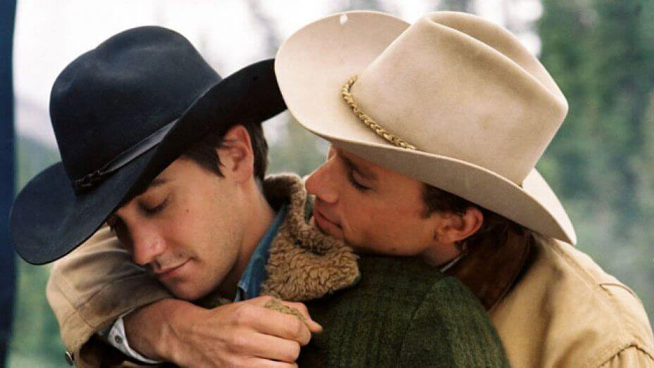 Brokeback Mountain, a Love Story