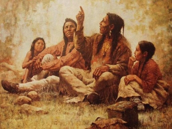 Native American stories.