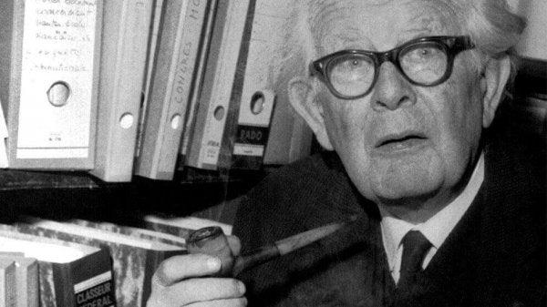 Jean Piaget.