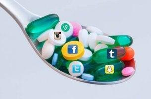 A spoonful of social media pills.