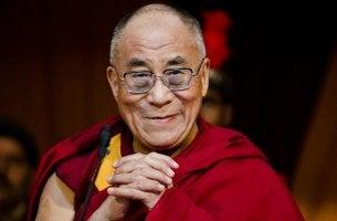 Dalai Lama - a spiritual leader