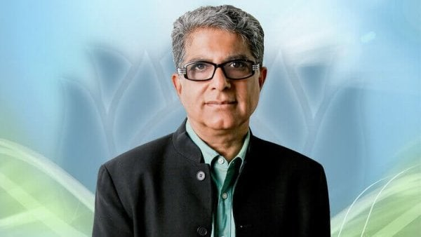 Deepak Chopra spiritual leader