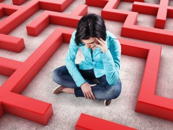 pathological anxiety in girl