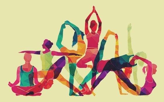 Image result for yoga art