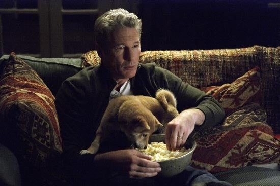 Hachi: a dog's tale. Sad films.