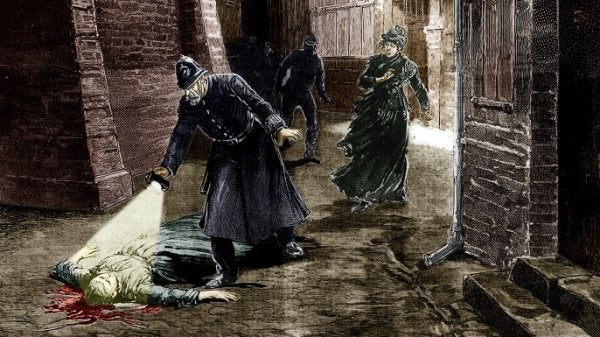 Victim of Jack the Ripper