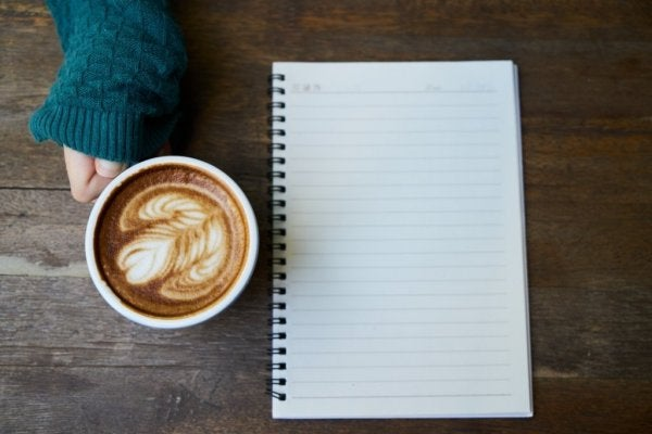 5 Simple Therapeutic Writing Exercises