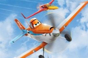 Planes film by Pixar